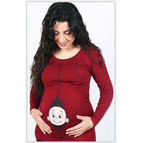 zapatos de separación 1f0a2 39e64 Blusas de maternidad - compra online a los mejores precios ...