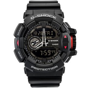 Reloj Casio G-Shock GA-400-1B Analógico Y Digital Hombre - Negro 1f686f4981f1