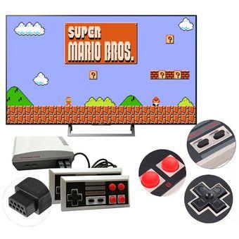 Compra Consola Tipo Super Nintendo Mini Snes Classic 620 Juegos Rca