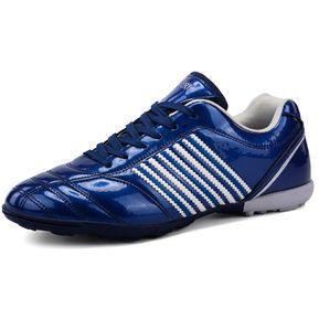 Zapatillas Hombre Para Fútbol Con Clavo Corto 22012 - Azul 6a31ed593ecdf