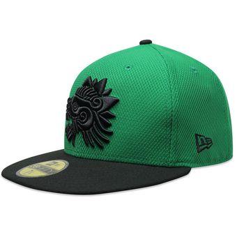 c0197db77be83 Compra Gorra New Era 5950 LMP México Quetzal Verde online