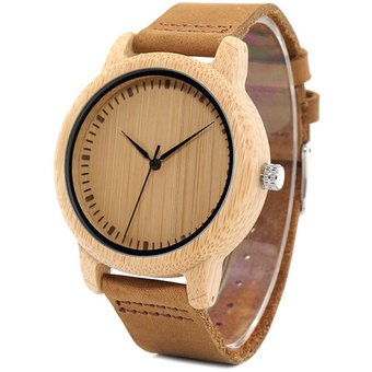 6de90947148f Compra Reloj Hombre Vintage Madera - Café online