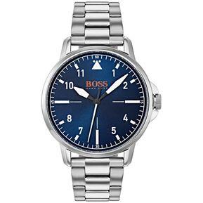 f4f36a487858 Reloj Análogo Marca Hugo Boss Modelo  1550063 Color Plata Para Caballero