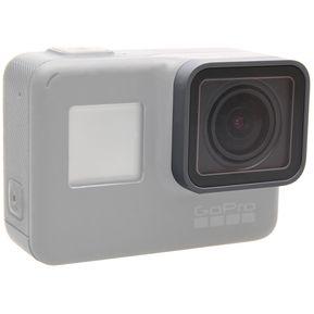 Para GoPro Lente Hero5 Reparacion Proteccion UV (negro) 08ddfafad1
