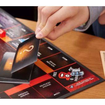 Compra Monopoly Edicion Para Tramposos Hasbro Carcel Online Linio