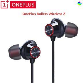 d9d34c6f3cf Oneplus Bullet Wireless 2 Earphone Bluetooth Headset