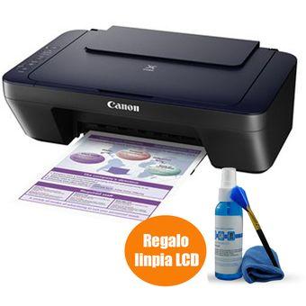 9a115530f90 Compra Canon - Impresora Multifuncional De Tinta Canon Pixma E402 ...