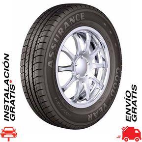 Calidad Extra 14 195/65/R14 Negro Generic Neumáticos Funda