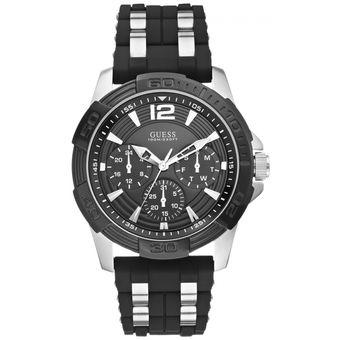 1d4657d0a794 Reloj Hombre Marca Guess W0366g1 Reloj Deportivo Multiplicación Original