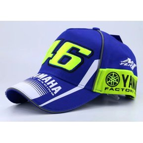 Gorra Yamaha Valentino Rossi 46 Yzr-m1 Original Oficial c54461ce510