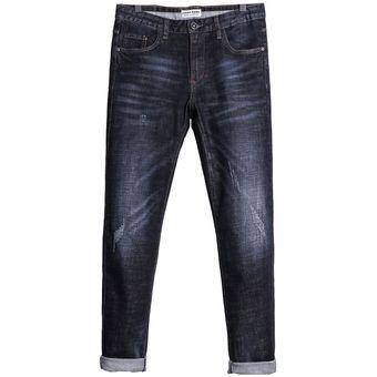Ligao Pantalones Vaqueros Para Hombres Pantalones Vaqueros Largos Pantalones De Mezclilla Rectos De Lavado Recto Linio Peru Ge582fa139j3klpe