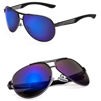 748c557a9c Compra Gafas De Sol Polarizadas Filtro UV400 Estuche - Color Azul ...