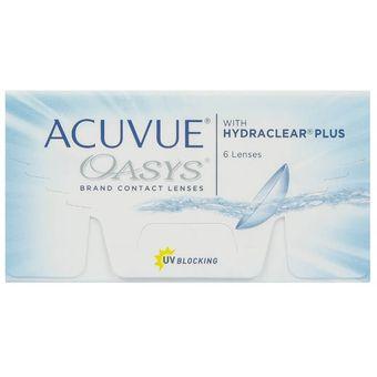 Compra Lentes De Contacto Acuvue® Oasys® Para Miopía online   Linio ... e53b899790