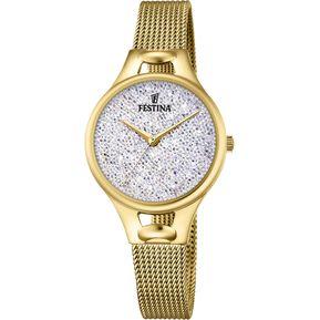 0b0744fbf7ec Reloj Mujer F20332 1 Dorado Festina