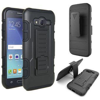 ddd668c625d Compra Robot Case / Estuche / Protector Samsung Galaxy J7 - Negro ...