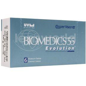 086485263b99e Lentes De Contacto Biomedics 55 -1.50 Miopia Mensual