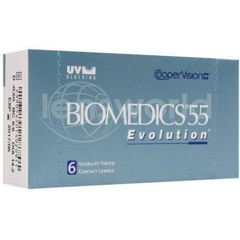 0271b733b3733 Compra Lentes De Contacto Biomedics 55 -1.25 Miopia Mensual online ...