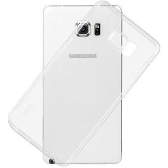 e65e42160e1 Compra Estuche / Carcasa Silicona TPU Samsung J7 - Transparente ...