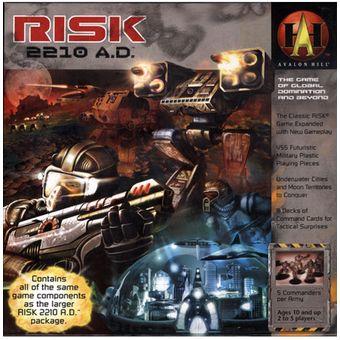 Compra Risk 2210 A D Juego De Mesa Online Linio Colombia