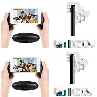 Compra Gamepad Ovo Para Jugar Pubg Fortnite Free Fire Botones R1 Y