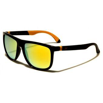 d30c36b9aa Gafas De Sol Estilo Carrera Filtro Uv 400 Lentes dxt5383cmb Naranja