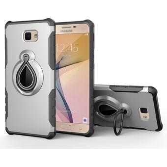 8720caf7db9 Compra Funda De Soporte Grip Anillo Para Samsung Galaxy J7 2017 ...