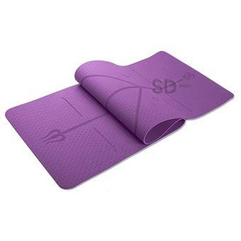 Compra Mat de yoga tpe 6 mm - Mod 305 online  22c42f2ab6ec