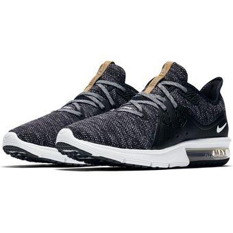 Compra Zapatillas Mujer Nike Air Max Sequent 3 908993-011 online ... 010c534fc9e70