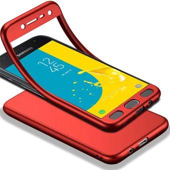 36930797d33 Compra Funda De Completo 360 Para Samsung Galaxy J4 J400-Rojo online ...