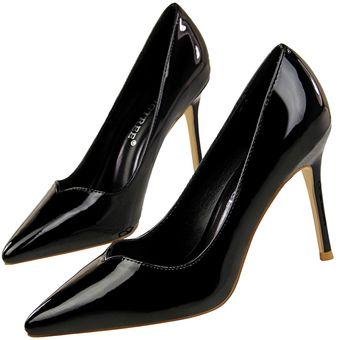 fbd54dc4 Compra Zapatos De Tacon Fashion-Cool Para Mujer-Negro online | Linio ...