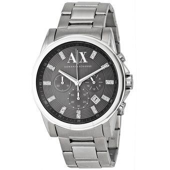 8e8b96575e48 Compra Reloj Armani Exchange Ax2092 45mm Cronógrafo Fechero online ...