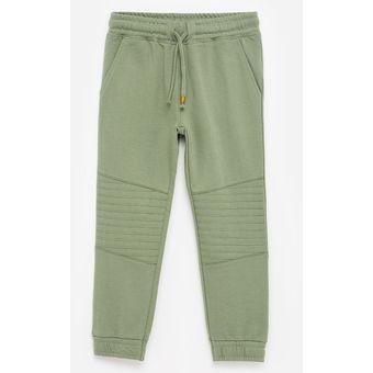 4bbe8db5124fd Pantalón Tipo Buzo Yamp Para Niño-Gris