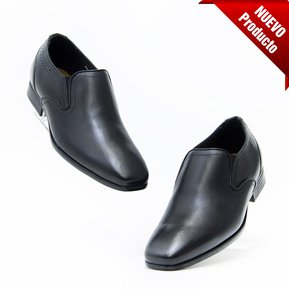 Zapatos Quirelli 88004 Caballero Comodos y Elegantes - Negro f6c60054ea3