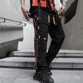 Pantalones Bombachos De Vitalidad Juvenil Ropa De Calle Para Hombre Pantalones De Jogger De Jun Linio Chile Ge018fa1hlp8jlacl