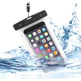 db86ab4eaf5 Compra Funda acuatica celular case protector a prueba de agua online ...