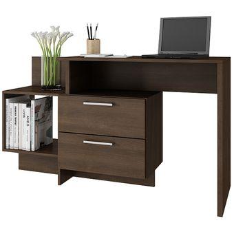Compra brv moveis escritorio para computadora con for Escritorios para oficina economicos