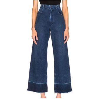 Conectar Franja Acelerar Jeans Anchos Mujer Ocmeditation Org