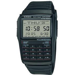 21cf6aff0845 Reloj CASIO Vintage Data Bank DBC32 Memoria 25 Datos-Negro