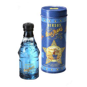 Jeans Blue Men Perfume Versace Ml 75 HD29YEIW