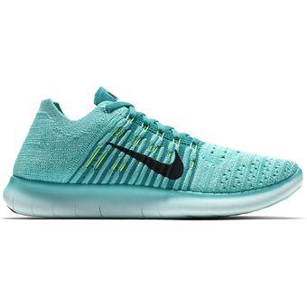 the latest f8c41 51b92 ... azul royal negro blanconike free 1b3f8 d078c  inexpensive zapatos  running mujer nike free rn flyknit turquesa 3a914 2e26c