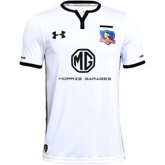 Compra Camiseta - Polera Colo-Colo Titular Under Armour 2018 online ... b790634232bce
