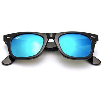 ray ban wayfarer lente azul