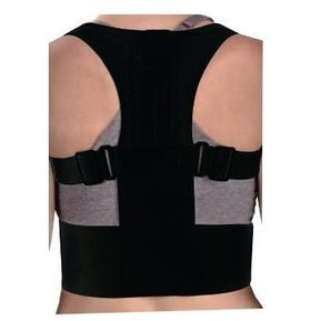 0a63efee4 Soporte para Clavicula Fractura Clavicula Postura Negro