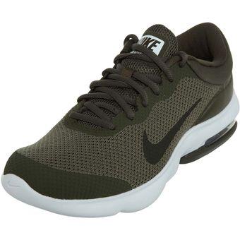 Compra Tenis Deportivos Hombre Nike Air Max Advantage-Verde online ... faf497b052f