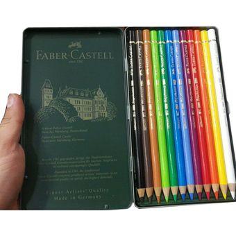 6f051b8535 Lápices Faber Castell 119064 Para Diseño Set 9000 C X12 Unidades Grafito