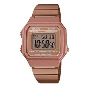 933b174f3142 Compra Reloj Casio Retro B650wc-5a Digital Oro Rosa -Cobrizado ...