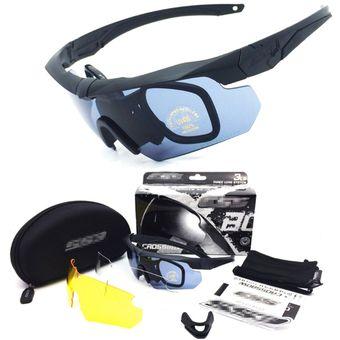 2359ee1006 Compra 3pcs Gafas De Seguridad Gafas De Protección 360DSC-Negro ...