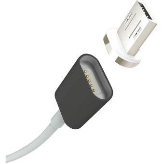 9edcc51a003 Compra Cable Cargador Magnetico Micro Usb V8 Android Samsung online ...
