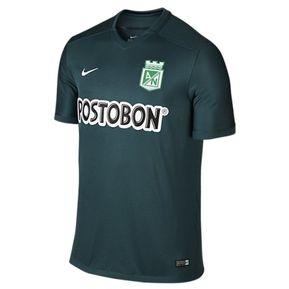 2a3f770f5 Camiseta Nike Atlético Nacional Visitante 2015 para Niño