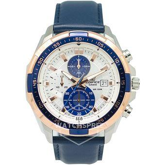 bc48488bf4cc Compra Reloj Casio Edifice EFR-539L-7C Analógico Hombre - Azul ...